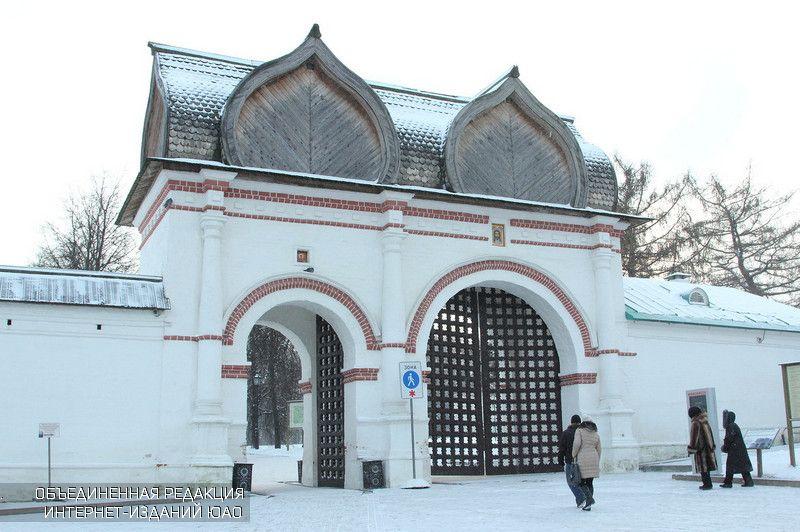 Фотоконкурс «Новогоднее Коломенское» продлен