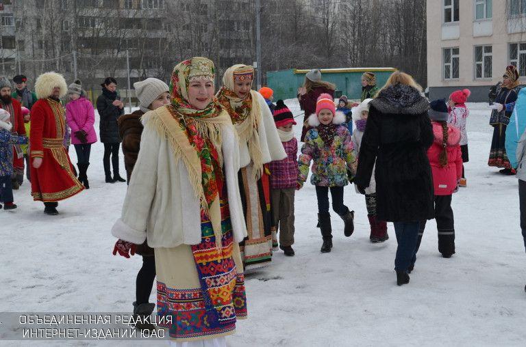 В ДК «Нагатино» состоится новогодний концерт «Снежно»