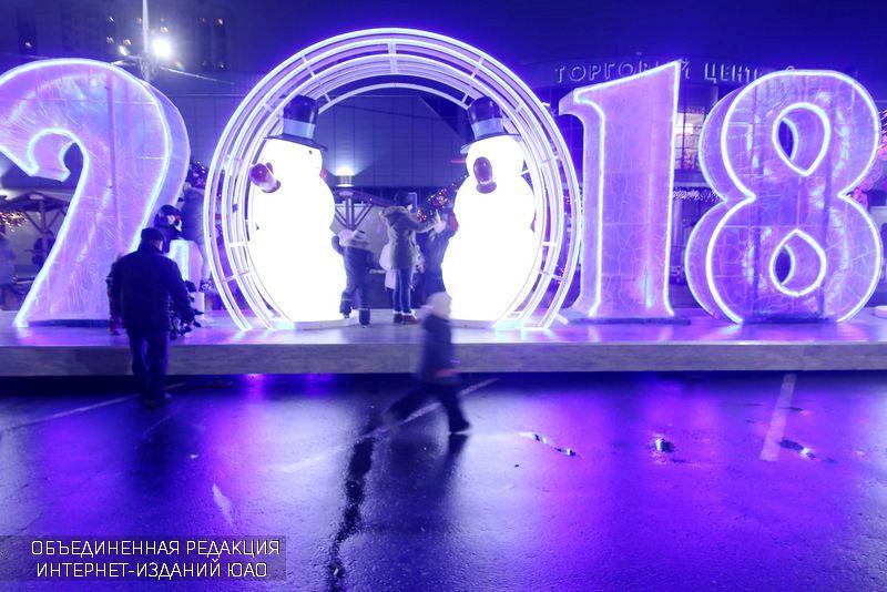 Жители района смогут отметить Новый год на праздничных мероприятиях в Царицыно