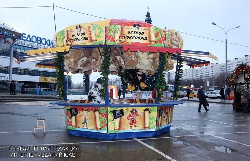 ДК «Нагатино» станет участником фестиваля «Путешествие в Рождество»