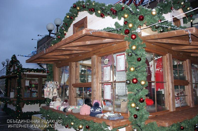Новогодний фестиваль «Путешествие в Рождество» состоится в Москве