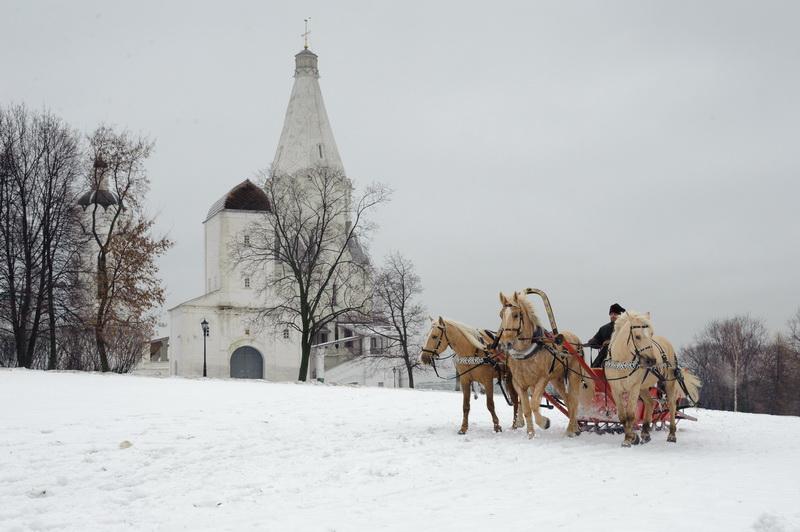 Победители фотоконкурса «Новогоднее Коломенское» получат билеты на уникальную экскурсию музея