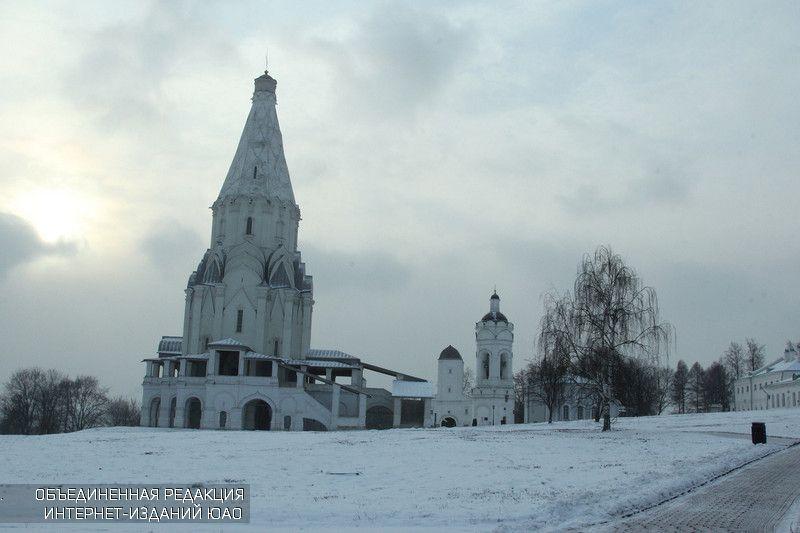 Уникальная праздничная программа ждала посетителей «Коломенского» в честь юбилея музея.