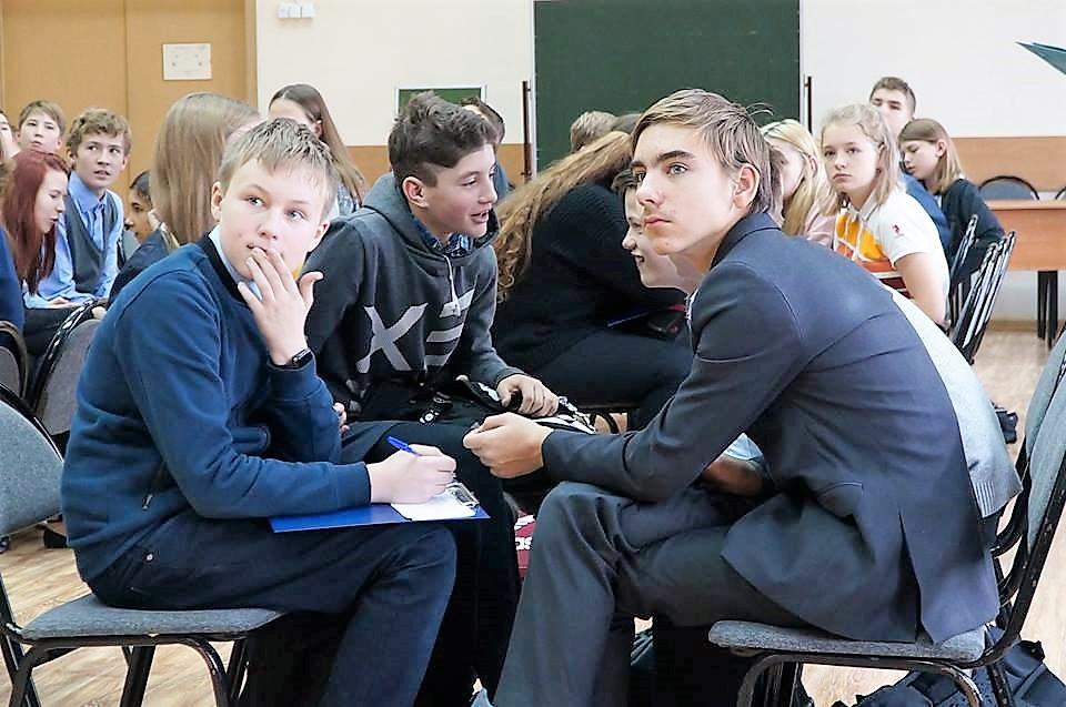 В школе №463 научат китайскому языку