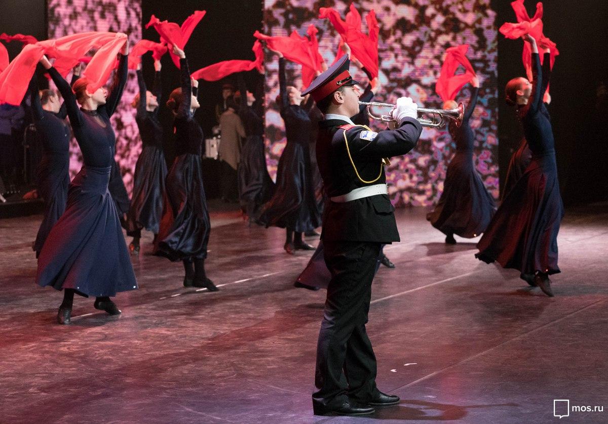 День защитника Отечества в школе №1770 отметят праздничным концертом