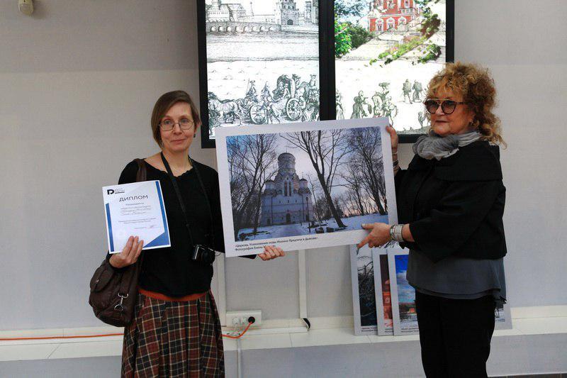 Победители фотоконкурса «Новогоднее Коломенское» были награждены на юбилейном концерте музея-заповедника