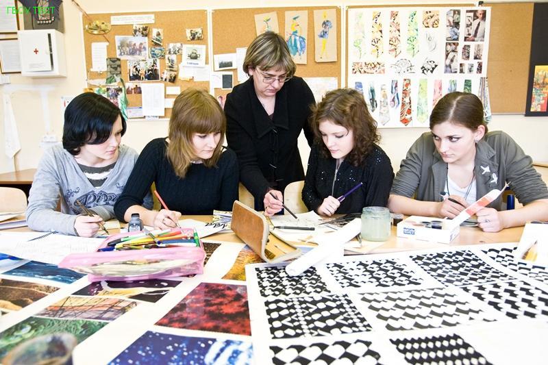 Творческая суббота пройдет в колледже Фаберже
