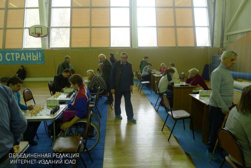 Площадкой для проведения шахматного турнира стал колледж имени Фаберже
