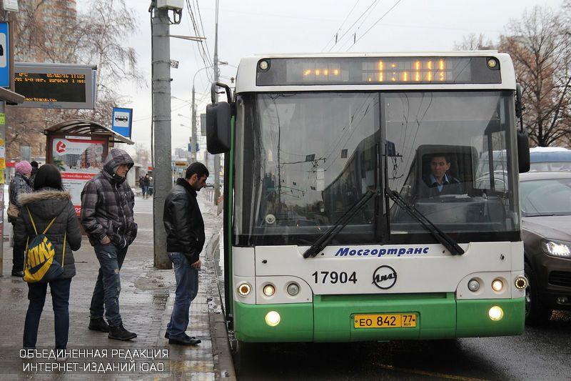 Автобусы района изменят маршрут движения 8 мая