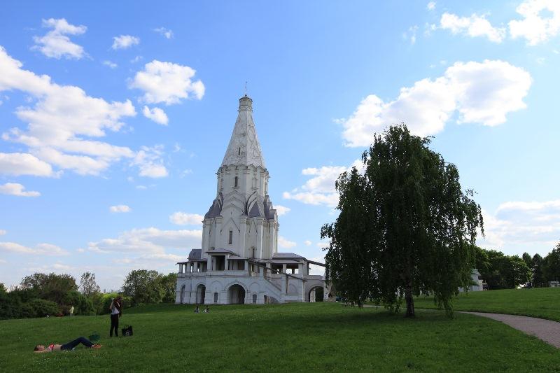 """Церковь Вознесения в """"Коломенском"""""""