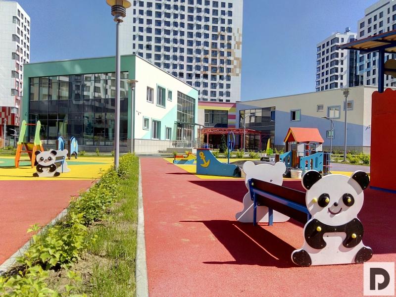 Детский сад в Ривер парке
