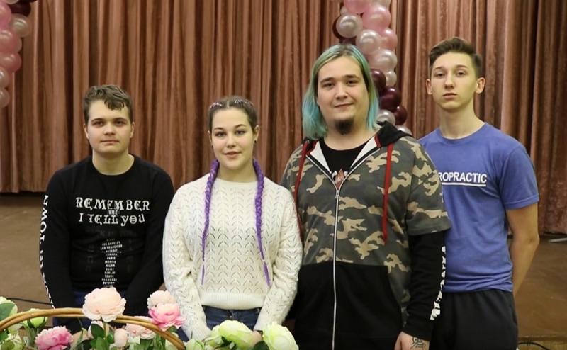 МГКЭИТ, студенческий совет, Тамара Антонова, День матери
