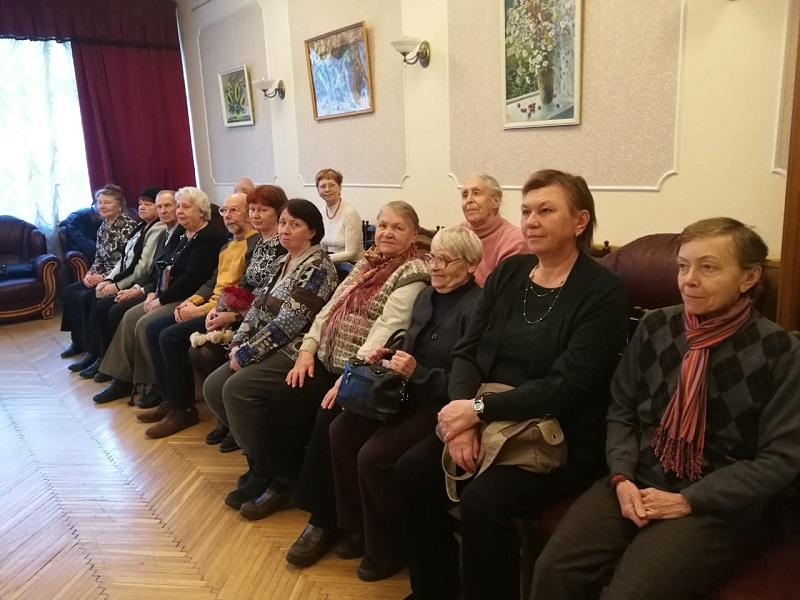 библиотека 162 имени Симонова, концерт, ансамбль «Малинада», вокал, гитара