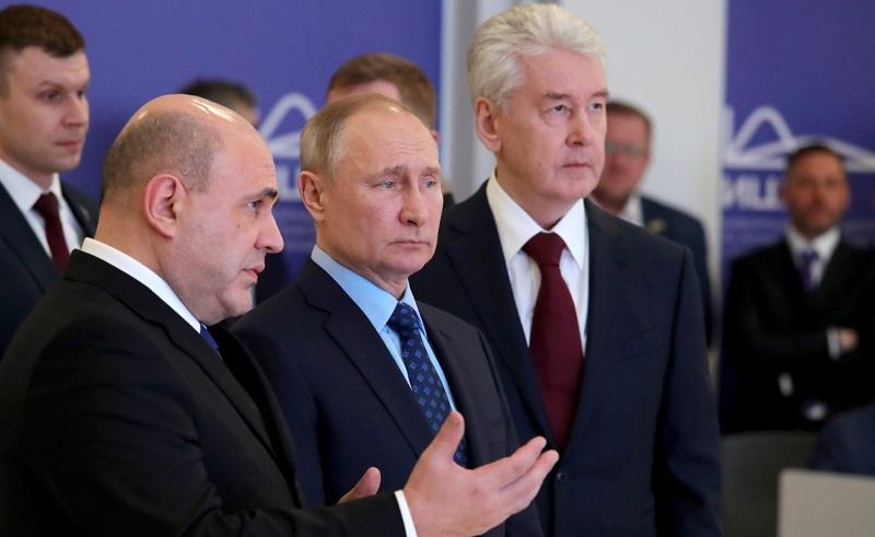 Собянин, Путин, сайт Собянина, 17031