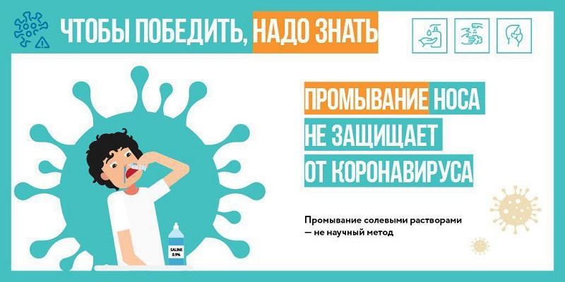 промывание носа, коронавирус, мосру, 3103